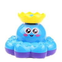 宝宝洗澡玩具男孩女孩电动小轮船婴儿童浴室漂浮戏水