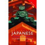 【预订】Colloquial Japanese: The Complete Course for