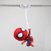 蜘蛛侠小号公仔玩具人偶模型装饰品机箱汽车摆件生日 盒装