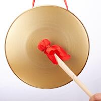 铜锣乐器开道锣15cm 22cm三句半道具32cm预警锣儿童舞台演出