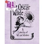 【中商海外直订】The Quotable Oscar Wilde: A Collection of Wit and W