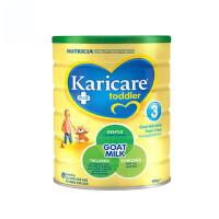 【包邮包税】当当海外购Karicare 可瑞康婴幼儿羊奶粉三段 900克/六罐装
