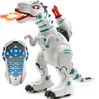 电动遥控智能机器人机械战龙恐龙儿童男孩玩具