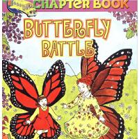 英文原版The Magic School Bus A Science Chapter Book Butterfly Ba