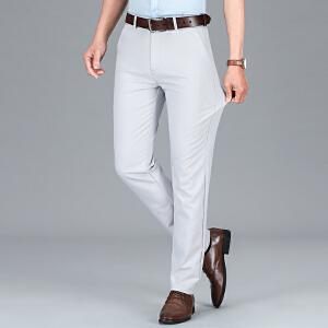 秋季新款男士潮流弹力多袋束腰迷彩工装裤男式束脚休闲长裤 伯克龙D740
