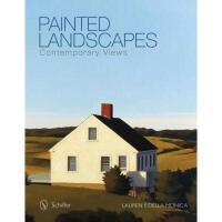 【预订】Painted Landscapes: Contemporary Views