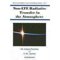 【预订】Non-LTE Radiative Transfer in the Atmosphere
