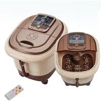贻康YK-638智能电动按摩足浴器深桶智能足浴盆洗脚盆泡脚桶 八组电动按摩轮 摇控