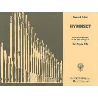 【预订】Hymnset: Organ Solo