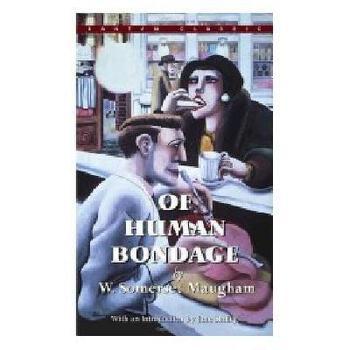 Of Human Bondage 英文原版 毛姆作品:人性枷锁