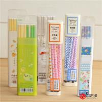 【满49包邮】爱好小清新盒装中性笔芯 通用水笔芯碳素笔芯