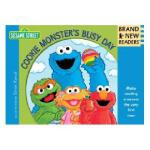 【预订】Cookie Monster's Busy Day: Brand New Readers