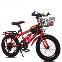 儿童自行车男孩6-7-8-9-10-11-12岁15大童变速山地20寸小学生单车