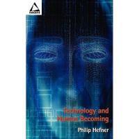 【预订】Technology Human Becoming