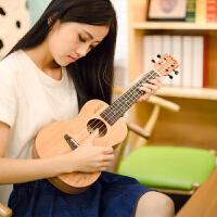 尤克里里初学者学生女男23寸26寸乌克丽丽儿童小吉他