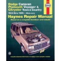 【预订】Haynes Dodge, Plymouth and Chrysler Mini-Vans