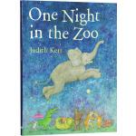 One Night in the Zoo 动物园奇妙夜 英文原版绘本 名家Judith Kerr 亲子睡前故事绘本 常