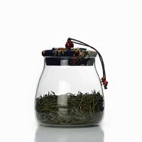 茶叶罐小青柑密封罐茶具茶罐糖果花茶罐子包装盒子