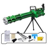 宜佳达 玩具枪 可充电 可发射水晶弹子弹 连发软弹 电动狙击枪玩具 雷蛇之巅305