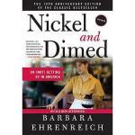 【预订】Nickel and Dimed: On (Not) Getting by in America