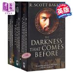【中商原版】乌有王子三部曲 英文原版书籍 科幻小说 Prince of Nothing R.Scott Bakker