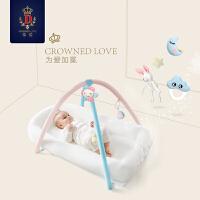 婴儿床蚊帐罩可折叠新生儿蒙古包蚊帐宝宝蚊帐