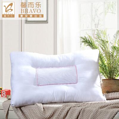 【限时秒杀】富安娜出品 馨而乐全棉荞麦枕芯助眠薰衣草荞麦枕芯74*48cm一个