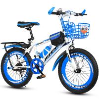 炫酷儿童山地自行车20寸6-7-8-9-10-11-12岁童车小学生女男孩山地单车 单速