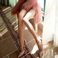 光腿隐形神器女秋冬加绒肉色打底裤外穿薄款肤色打底袜丝袜冬
