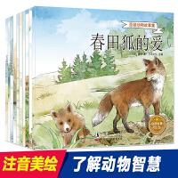 西顿动物故事集绘本 全10册(套装)