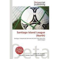 【预订】Santiago Island League (North)