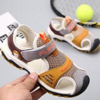 童鞋夏季儿童运动凉鞋男女孩包头宝宝沙滩鞋中大童儿童鞋