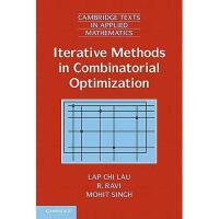【预订】Iterative Methods in Combinatorial Optimization