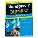 【预订】Windows 7 Elearning Kit For Dummies