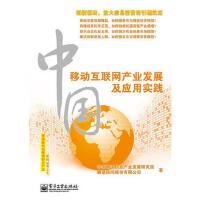 [封面有磨痕-F]-中国移动互联网产业发展及应用实践 9787121217418