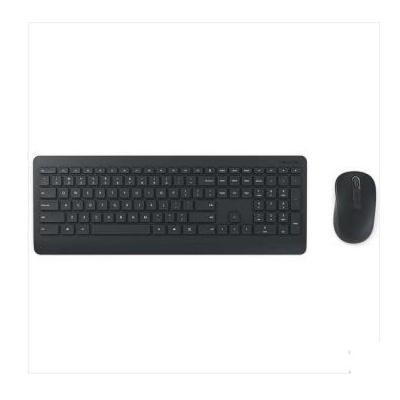 Microsoft 微软 无线桌面套装900 无线键盘鼠标套装 巧克力键盘