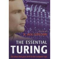 【预订】The Essential Turing: Seminal Writings in Computing