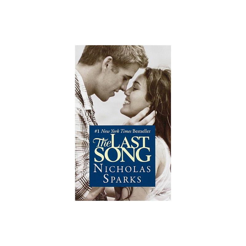 【现货】英文原版 The Last Song *的歌(绝唱) 尼古拉斯纯爱系列小说 新书到货,限时优惠!