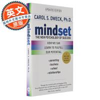 终身成长 重新定义成功的思维模式 英文原版 Mindset The New Psychology of Success