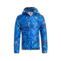 特步童装 男童外套秋冬装儿童羽绒服加厚款中大童小学生保暖服装684325195190