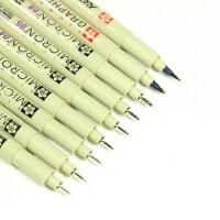 正品日本SAKURA樱花针管笔 针笔 漫画设计草图笔绘图笔描图勾线笔