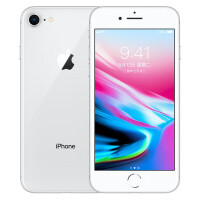 Apple iPhone 8 (A1863) 256GB 银色 移动联通电信4G手机