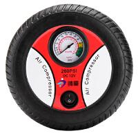 靖童 轮胎充气泵 汽车载充气泵车用充气泵 JL-TB