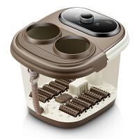 足浴盆器全自动加热按摩洗脚盆电动泡脚高深桶家用恒温足疗机