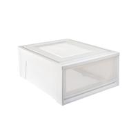 网易严选 抽屉式透明储物柜