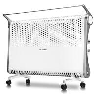 格力电暖器NDY04-21取暖器电暖气11片电热油汀赠加湿盒晾衣架联保