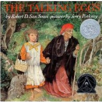 The Talking Eggs: A Folktale from the American