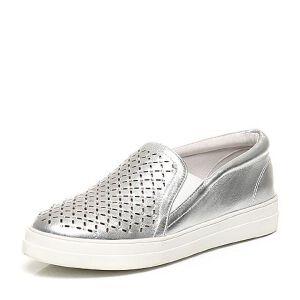 Teenmix/天美意春季专柜同款牛皮女休闲鞋AN091AM6