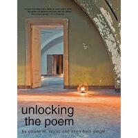【预订】Unlocking the Poem