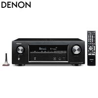 天龙(DENON)AVR-X1300W 音响 音箱 家庭影院 7.2声道功放机 4K 杜比全景声 DTS:X 蓝牙 W